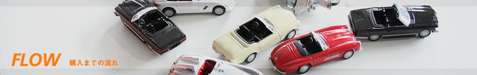 購入までの流れ|横浜 中古車・輸入車販売 買い取り 株式会社Aisha
